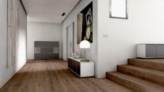 Projekt wnętrza mieszkania w bloku – nowoczesne mieszkanie