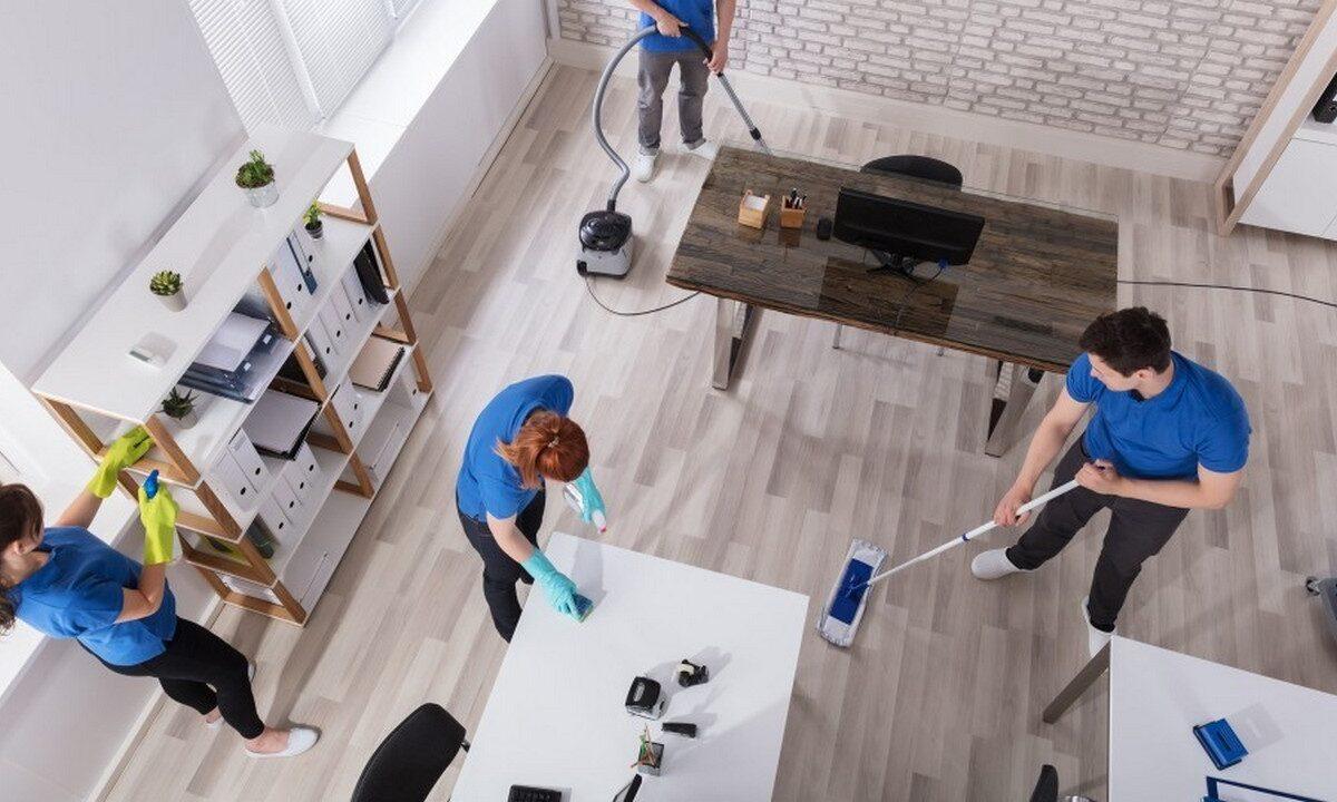 Sprzątanie biur – zadbaj o nieskazitelny wizerunek swojej firmy!