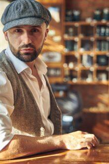 czapka reklamowa z nadrukiem